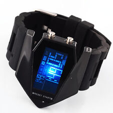 New Fashion LED Digital Watch Men Casual Sport Wristwatch Cool Army Relojes Male