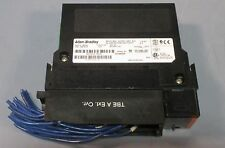 Allen Bradley 1756-OW16I Ser A Cat Rev L02 Relay Isolated Output Module Used
