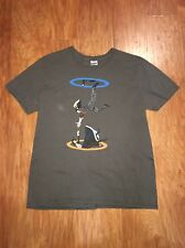 Alternate Dimension Illustration Gildan Softstyle Mens Size L Large T-Shirt Grey