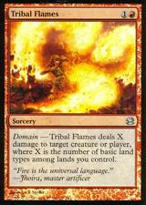 Tribal Flames foil | nm | modern masters | Magic mtg