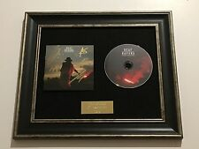 SIGNED/AUTOGRAPHED DEAF HAVANA - ALL THESE COUNTLESS NIGHTS FRAMED CD. RARE