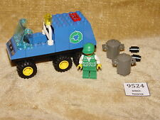 LEGO Sets: Town Jr.: Traffic: 6564-1 Recycle Truck (1997) 100% with MINIFIGURE