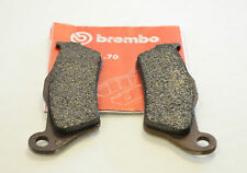 NEW GENUINE DUCATI S2R/ MONSTER '05-'08 FRONT BRAKE PADS, BREMBO 61340721A (GB)