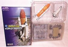 Space Shuttle Endeavor with Crawler Transporter New Dragon wings mint Boxed