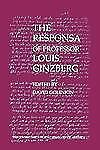 Moreshet Ser.: The Responsa of Professor Louis Ginzberg (1996, Hardcover)