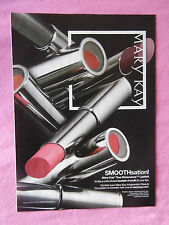 2013 Magazine Advertisement Page Featuring Mary Kay Cosmetics Nice Ad