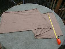 US Military Issue Brown Cotton Neck Scarf  USGI - New