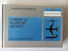 Commercial Transport Aircraft (1990, Hardcover)