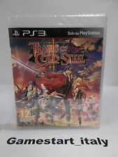 THE LEGEND OF HEROES TRAILS OF COLD STEEL 2 (SONY PS3) NUOVO SIGILLATO NEW