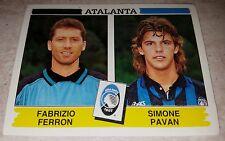 FIGURINA CALCIATORI PANINI 1994/95 ATALANTA 392 ALBUM 1995