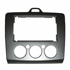 DFP-07-17 Double Din Car Stereo Facia Fascia Panel Plate For FORD Focus 2006