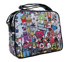 DAVID AND GOLIATH - & FRIENDS CABIN/SCHOOL/COLLEGE/SPORTS SHOULDER BAG-MULTI