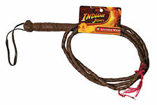 Indiana Jones Movie Whip Toy Licensed Costume Accessory