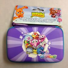 Moshi Monsters Moshlings EVA Console Case Nintendo 3DS/Dsi/DS Lite New