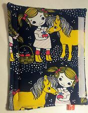 Gurtpolster Sicherheits-Gurtpolster Girl & Pony Polsterschoner Gurtschoner f&f