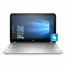 "HP ENVY 15-Q420NR 15.6"" Touch  Laptop Intel i7-6700HQ 2.6GHz 8GB 1TB Windows 10"