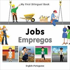 My First Bilingual Book-Jobs (English-Portuguese), Milet Publishing, New Books