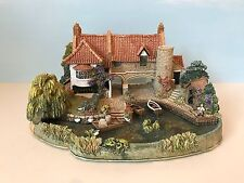 Lilliput Lane (L2828) PULL'S FERRY Limited Edition 0061/1250 - With Box & Cert