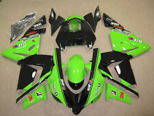 Co UV Paint Bodywork Fairing Injection Molding For Ninja ZX 10R 2004 2005 (KB)