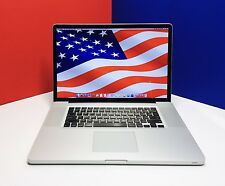 Apple Macbook Pro 15 pre-Retina Quad Core i7 2.2ghz  16GB 2TBHD DVD/RW OSX-