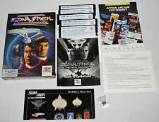 1989 STAR TREK Original FINAL FRONTIER Game IBM PC Computer SOFTWARE Vintage