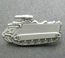 US ARMY M-113 GAVIN ARMORED PERSONNEL CARRIER TANK MILITARY VEHICLE PIN BADGE 1""