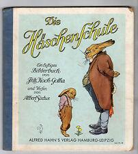 F Koch Gotha - Die Haschenschule c1930 Edition