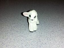 Hagen Renaker EARLY LAMB First Version EAR OUT---miniature ceramic figurine