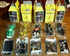 Bearbrick lot of 5 UNO House of Pain MORE