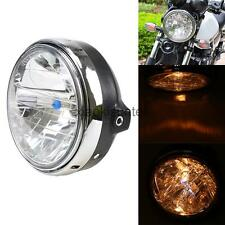 Motorcycle Chrome Halogen Headlight for Honda CB400 CB500 1300 Hornet 600