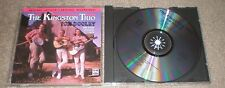 The KINGSTON TRIO CD Tom Dooley & Other Hits 1989 Capitol Canadian Pressing