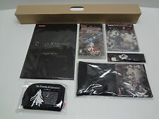 Akumajou Dracula x Chronicles Konami Style ltd Full Set SONY PSP Japan NEW