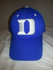 Duke University Blue Devils Top of the World Blue One Fit Hat Cap NWOT