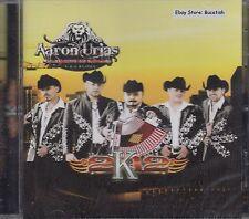 Aaron Urias El Leoncito De Ojinaga Y La Furia CD New Nuevo sealed
