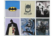 Batman Character Fabric made in Korea, DC Comics Oxford Fabric by the Panel