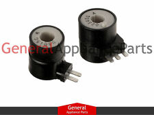 GE Hotpoint Kenmore Dryer Gas Valve Ignition Solenoid Coil Kit WE04X10020