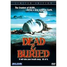 *Dead and Buried* (DVD, 2003, 2-Disc Set, Uncut)Free shipping in USA*