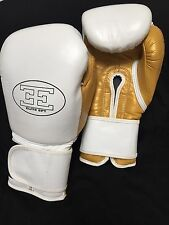 10 X Pairs Quality Elite Leather Boxing Gloves  Any Combination Sizes & Colours