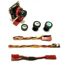 FPV HD Micro SONY Effio-E CCD Camera with 3 Lens 2.5MM 2.8MM 3.6MM