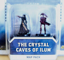 Star Wars Miniatures The Clone Wars The Crystal Caves Of Ilum Map Pack #3