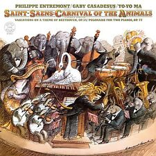 YO-YO MA - CARNIVAL OF THE ANIMALS  CD NEU SAINT-SAENS,CAMILLE