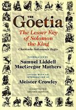 The Goetia : The Lesser Key of Solomon the King (1995, Paperback, Revised)