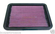K&N HIGH FLOW PERFORMANCE AIR FILTER ELEMENT 33-2072