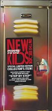 Locker CD Package [Limited Edition] by New Kids on the Block (CD)  OOP
