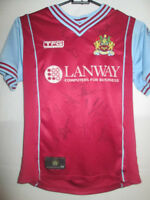 Burnley Home Football Shirt Signed by 2011-2012 Squad with COA /5287