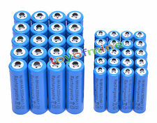 20XAA3000mAh+20X AAA 1800mAh 1.2VNi-MH rechargeable battery Blue