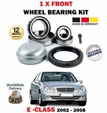 FOR MERCEDES W211 E55 E63 AMG MODELS 2002-2008 1 X FRONT WHEEL BEARING KIT