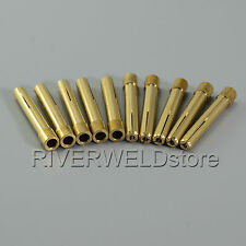 "10PCS Collets 2.0mm 5/64"" for QQ150A TIG Welding Torch Parts Consumables"