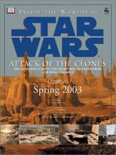 Inside the Worlds of Star Wars, Episode II - Attack of the Clones: The-ExLibrary