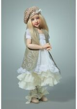 Zoe 'City Chic' ~ Gorgeous Resin BJD by Helen Kish ~ Limited Edition 75!!